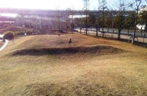 公園の様子その1