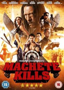 Machete Kills cover
