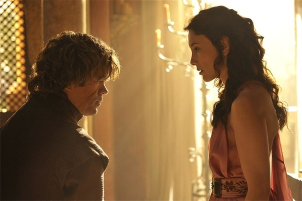 Game of Thrones Season 4 15 Tyrion Shae