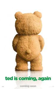 Ted 2 Teaser Poster