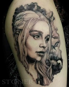 Source: The Rue Morgue Tattoo Gallery