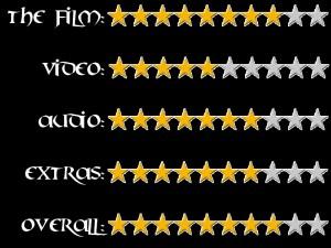 Maze Runner Blu-rayratings