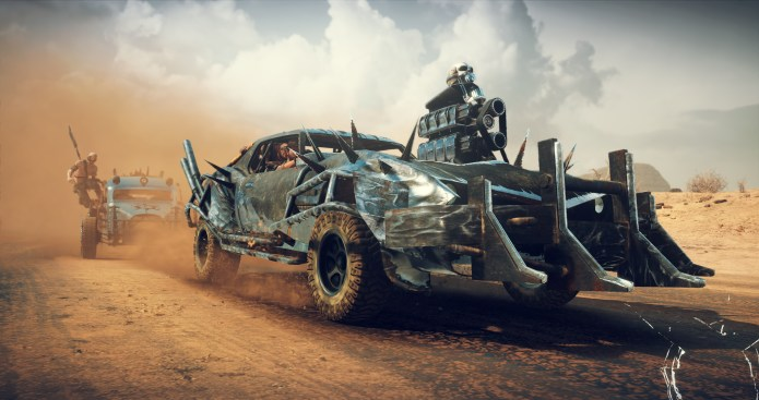 Mad Max PS4 Warboys in Pursuit of Magnum Opus