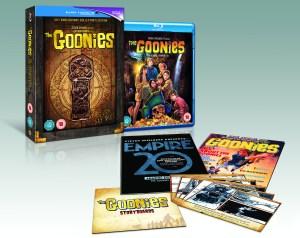 Goonies 30th Anniversary Blu-ray