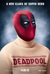 Deadpool poster 3