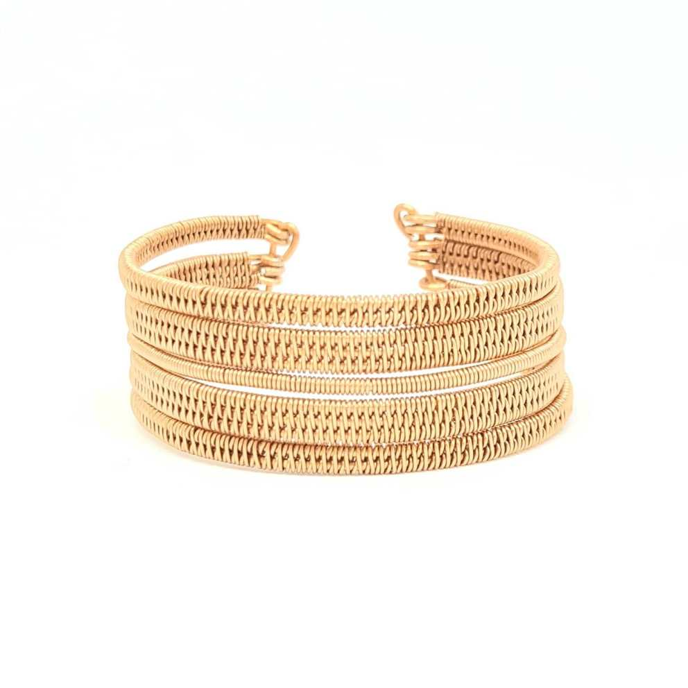 Handcrafted Pure Copper Bangle