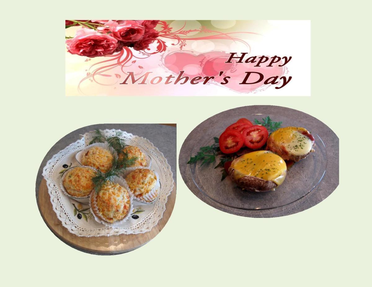 Brunch – Celebrating Mother's Day