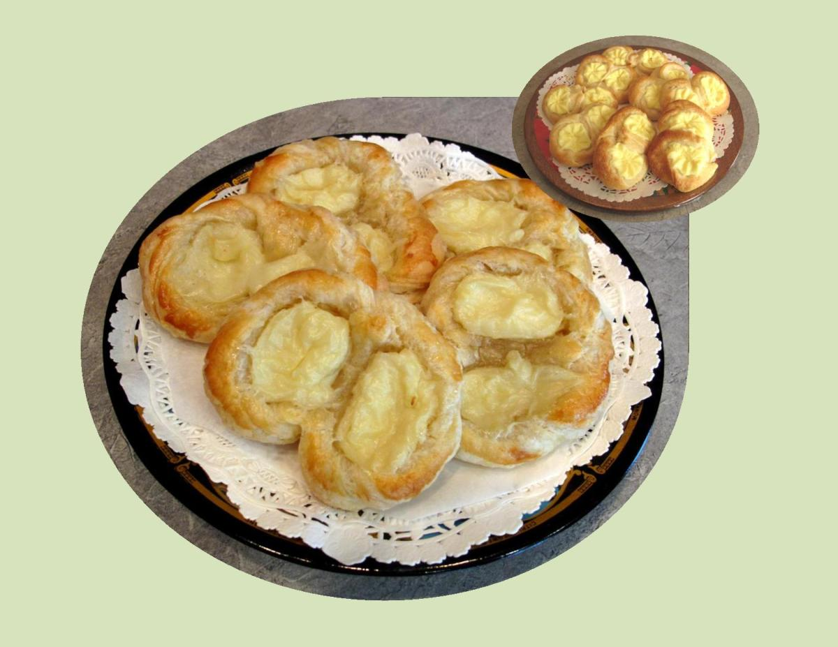 Puddingbrezel – Classic German Pastry