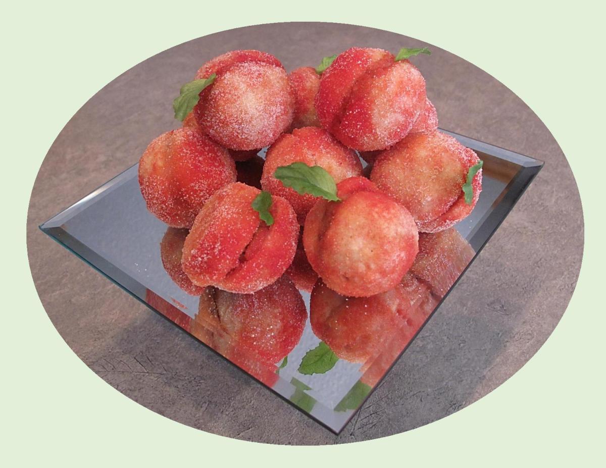 Peach Cookies or Pesche