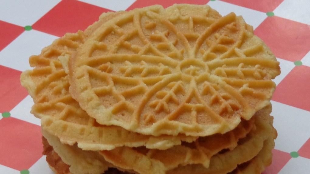 Belgian Lukken Cookies