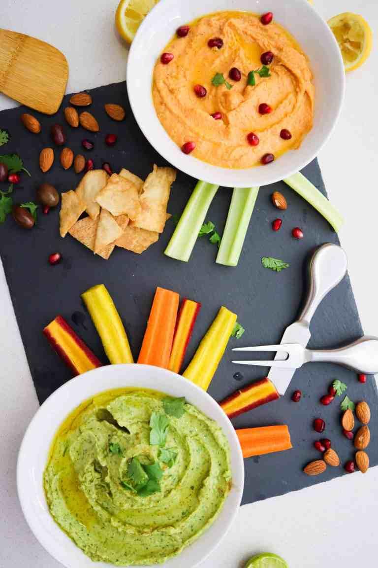 Healthy Hummus Recipe