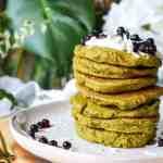 Gluten-Free Moringa Pancakes