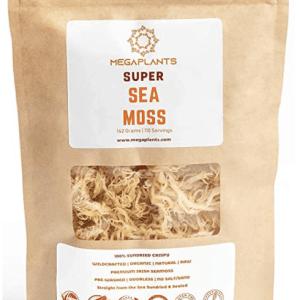 MegaPlants Raw Sea Moss