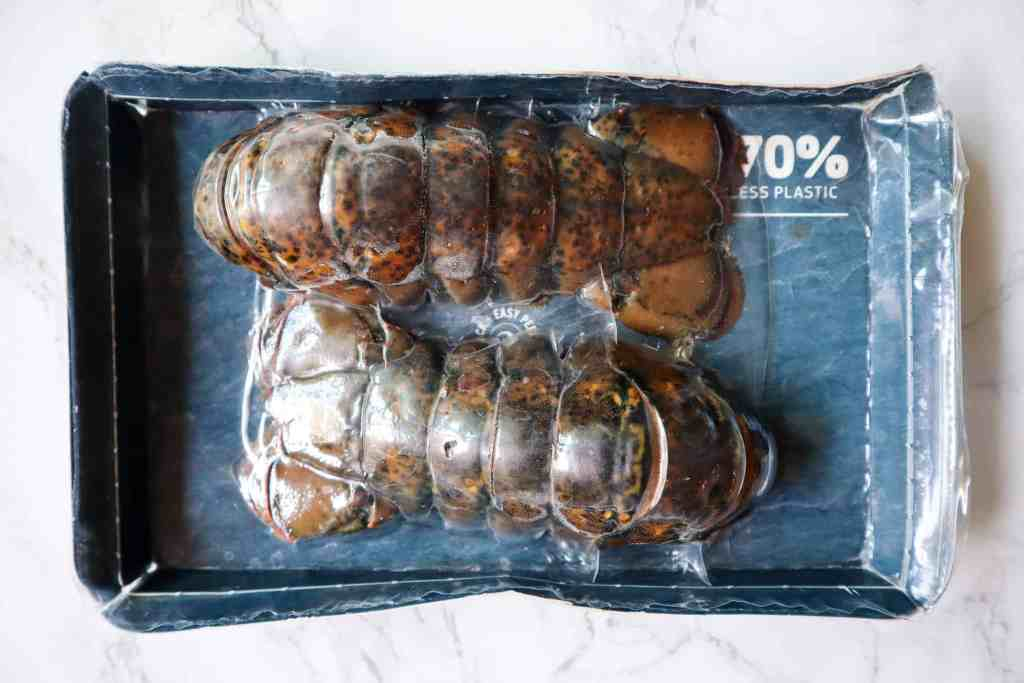 Fresh Lobster Tails From Butcher Box