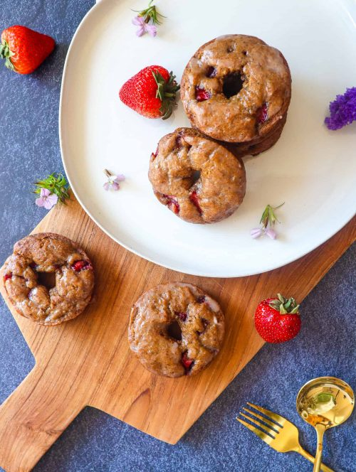 how to make baked donuts gluten free