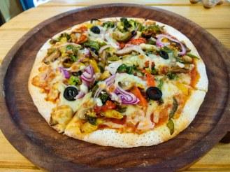 Mixed Veg Pizza