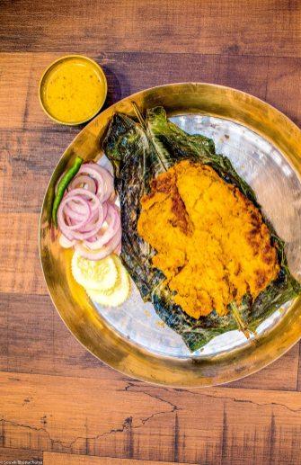 Chingri Maachher Chatu Paturi