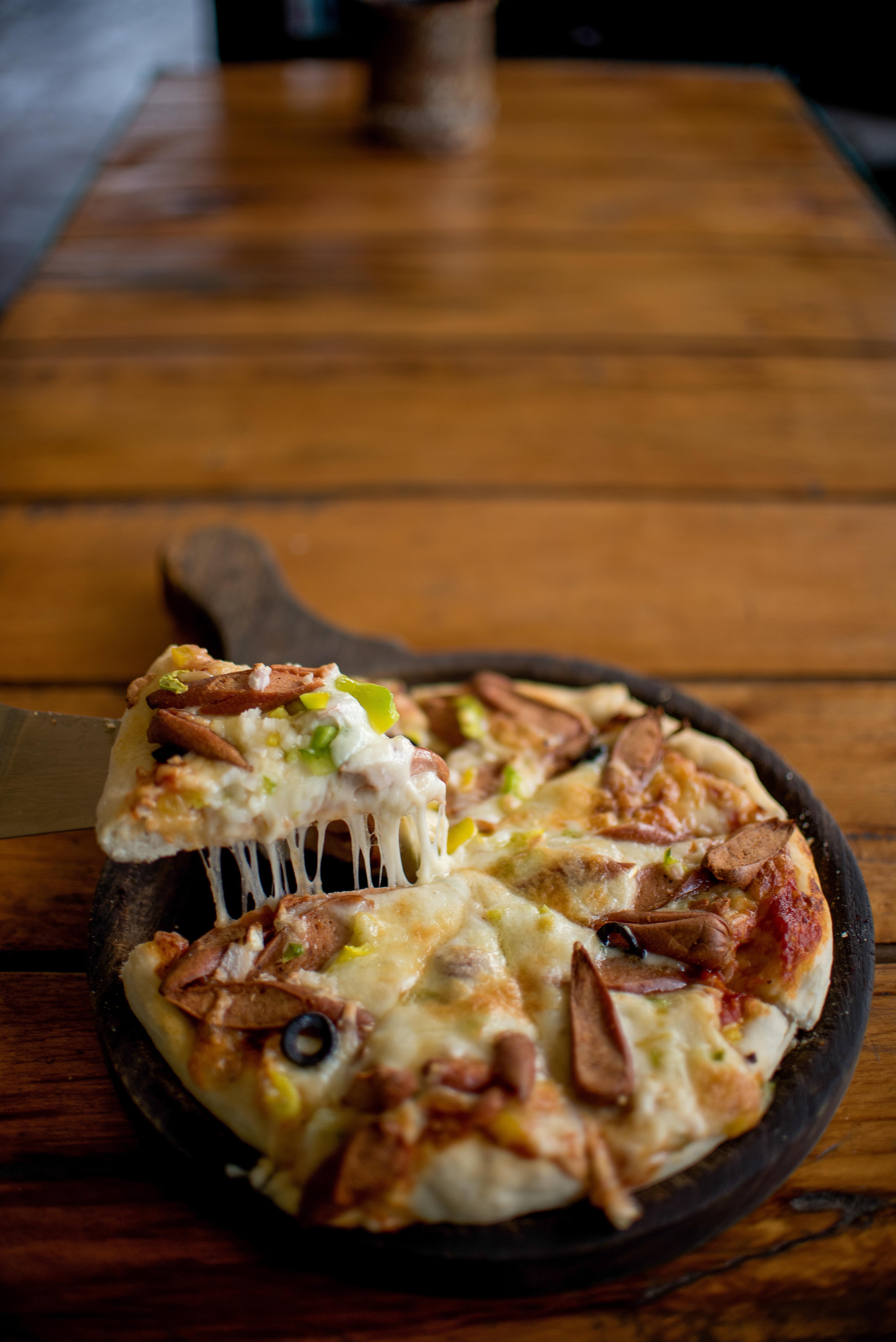 Pizza, Cafe Kalimpong, Kalimpong