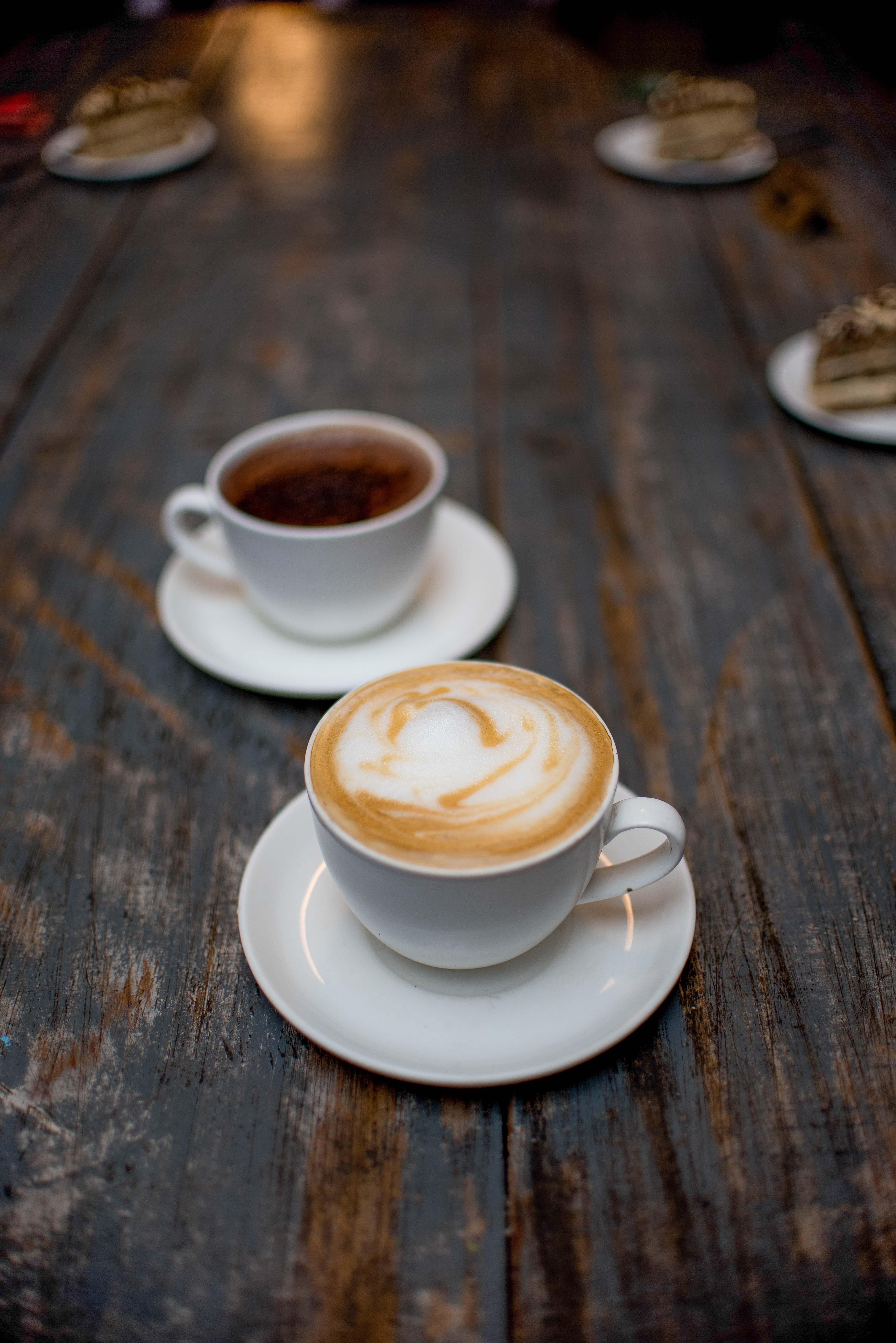 Cappuccino, Art Cafe, Kalimpong