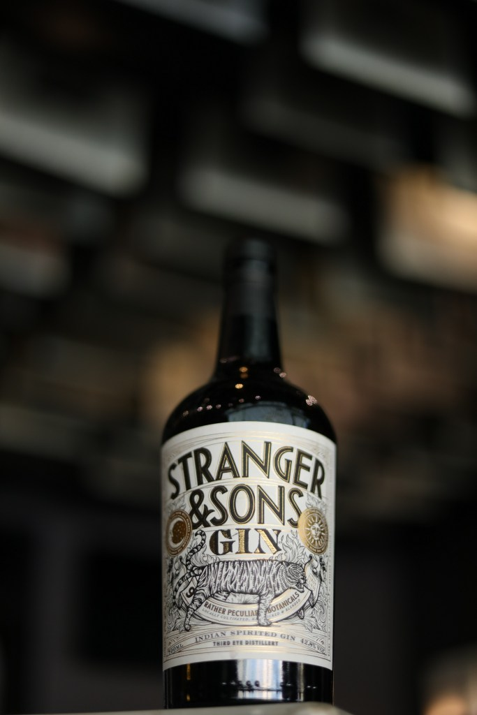 Stranger & Sons Indian gin
