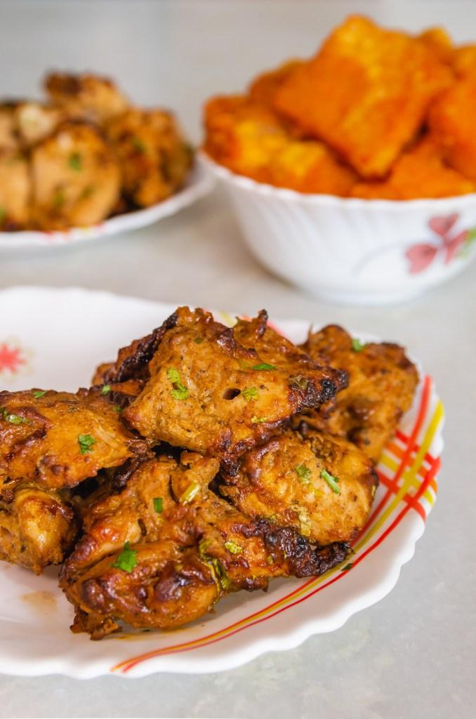 Chettinadu Murg Kebab from Paradise Biryani Kolkata
