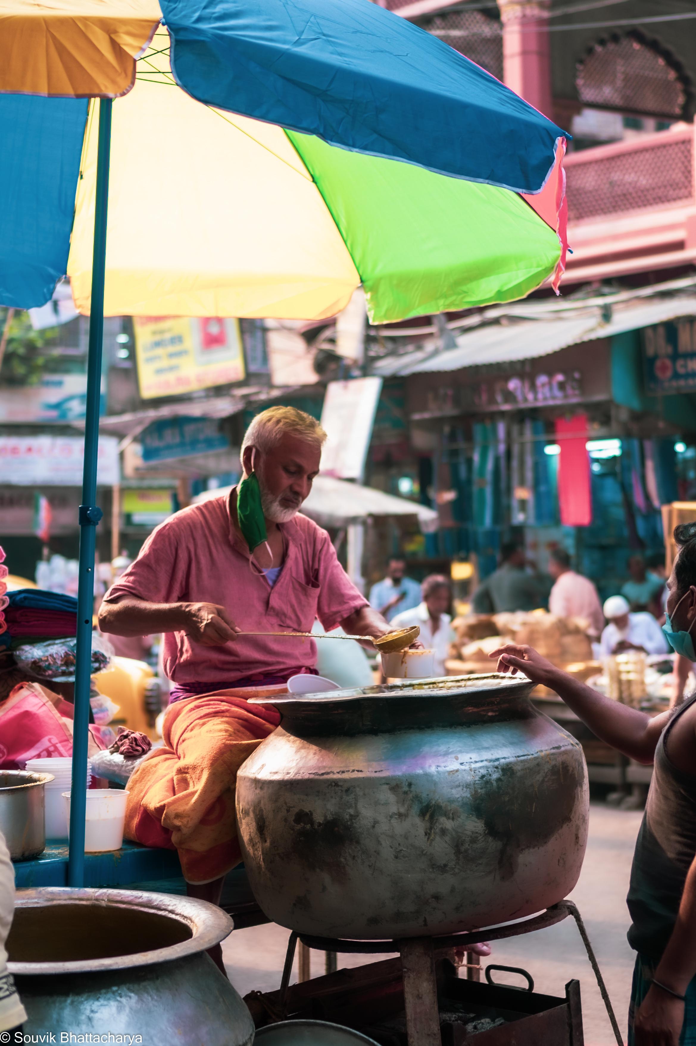 Haleem, Sufia, Zakaria Street, Kolkata