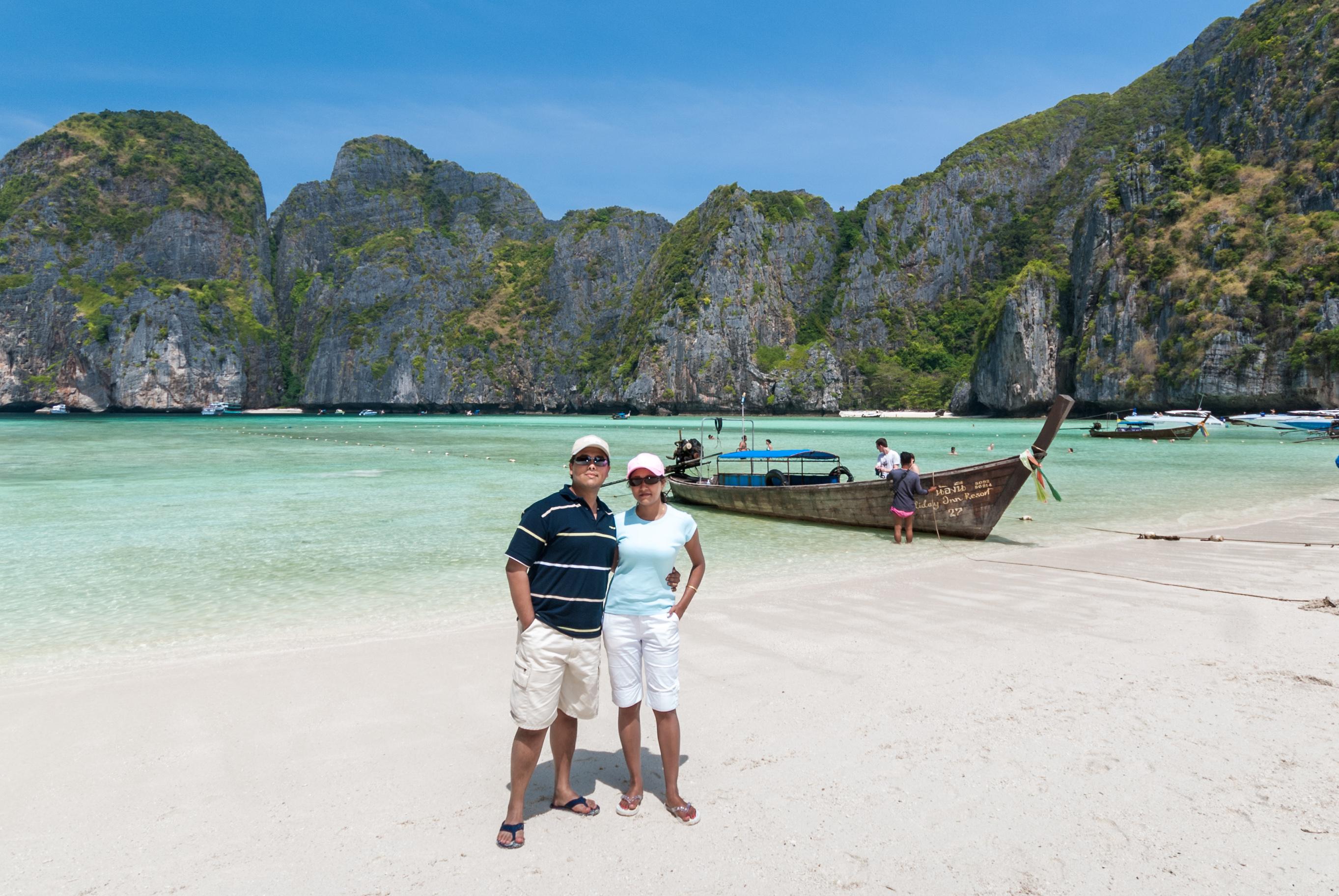 Maya Bay, Phuket, Thailand