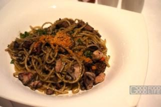 spaghetti alla livornese
