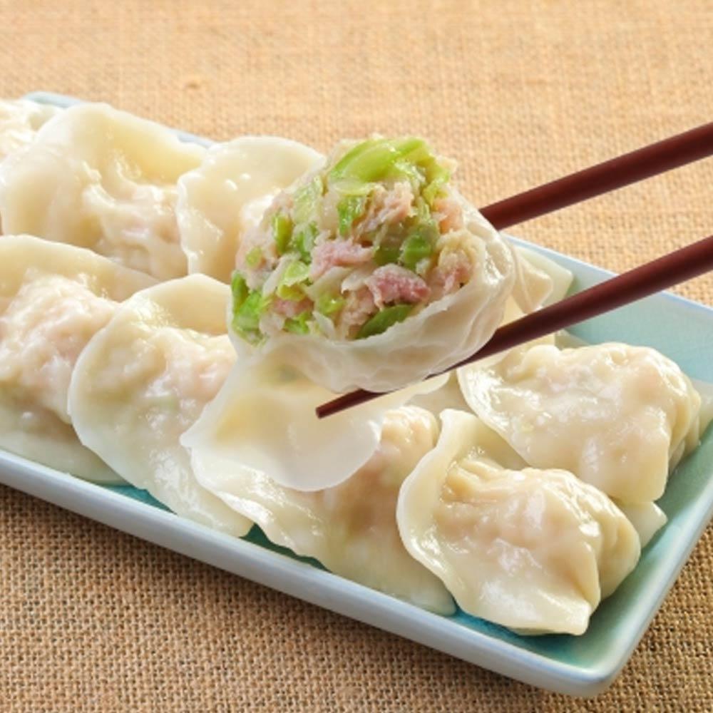 阿在伯手工豬肉水餃(韭菜/高麗菜) - 果腹市集