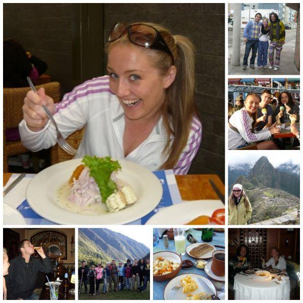 Chile.Peru.Bolivia food memories