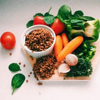 GoodFoodWeek's quick lentils