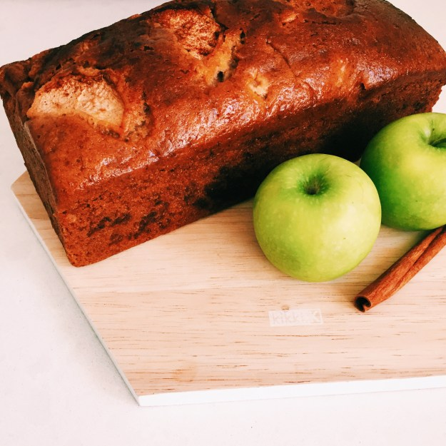 Apple and Cinnamon Loaf by GoodFoodWeek