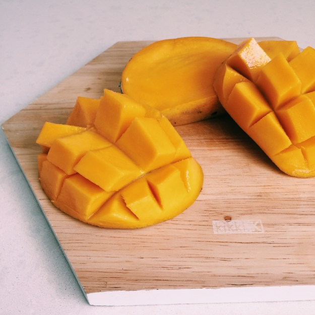 GoodFoodWeek's mango