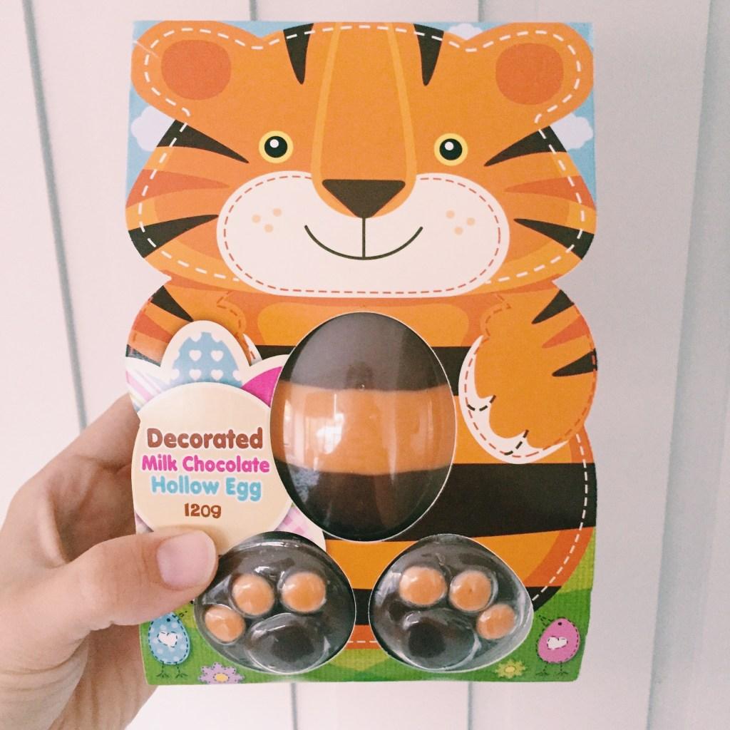 Cute Easter chocolates