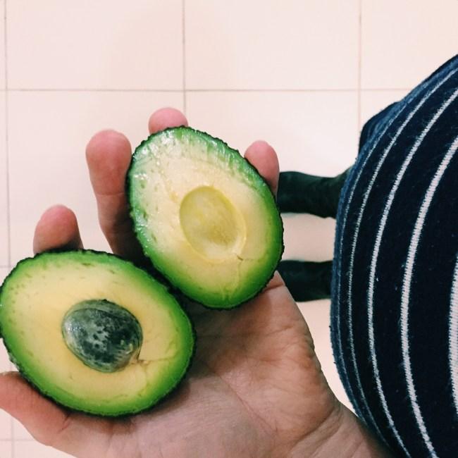 Baby avocados