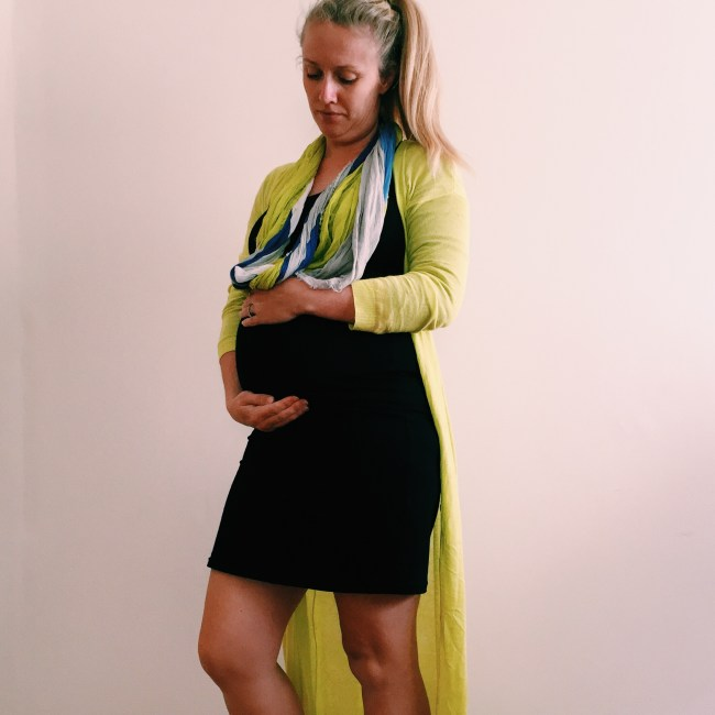 GoodFoodWeek - my third pregnancy, in my third trimester