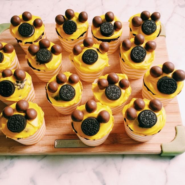 Construction Pupcakes