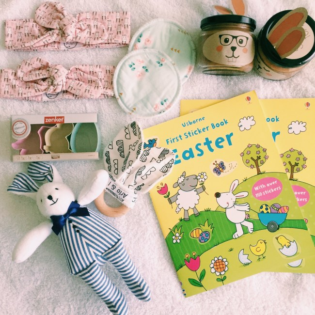 Easter gift alternatives for young children