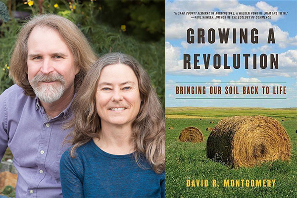 Growing a Revolution: Bringing our Soil Back to Life by David R. Montgomery