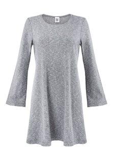 Grijze jurk - Jan'n June - €84,95