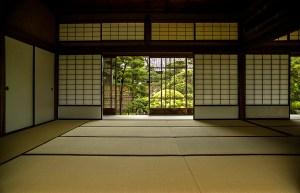 Japanese Room Background 3
