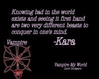 Kara quote