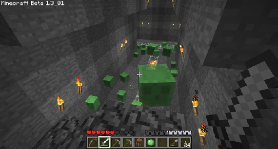 Good Gamery » Archive » All About Minecraft Slimes