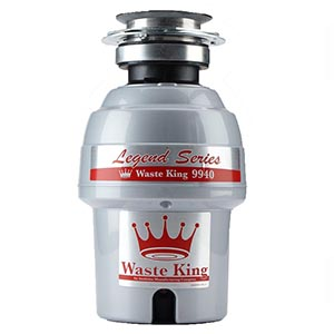 Waste King Legend Series 3/4 9940 Reveiw