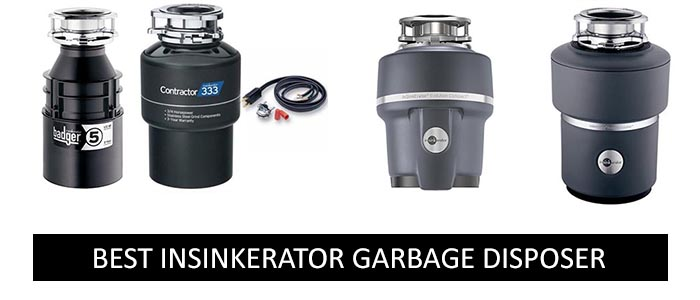 Best InSinkErator Garbage Disposal