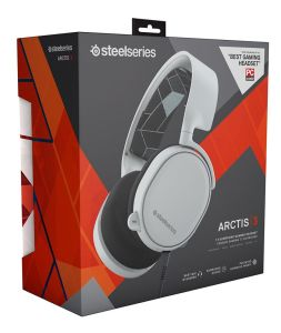 Best Gifts for Gamers - SteelSeries Arctis 3 Headset
