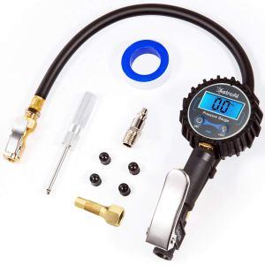AstroAI Tire Inflator & Pressure Gauge