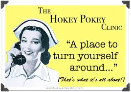 Put Your Whole-Self In: The Hokey Pokey Approach to Life