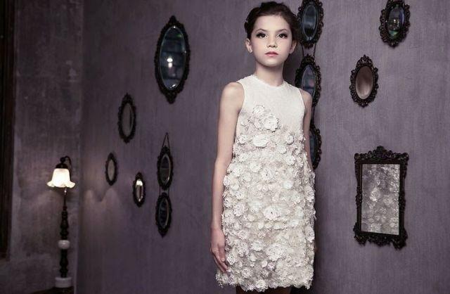 Mischka Aoki Austrian kids fashion