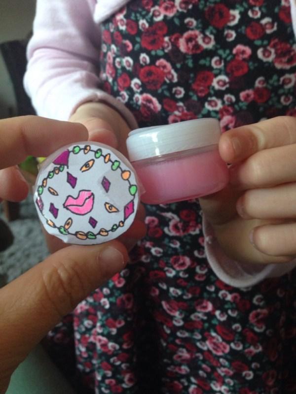 DIY lippglos maken